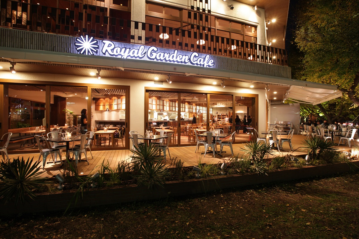 Royal Garden Cafe -青山-