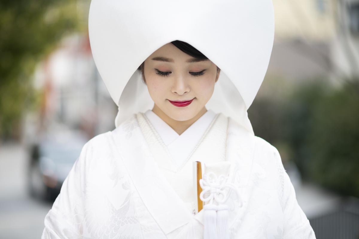 【近隣:赤城神社】神社境内での一枚