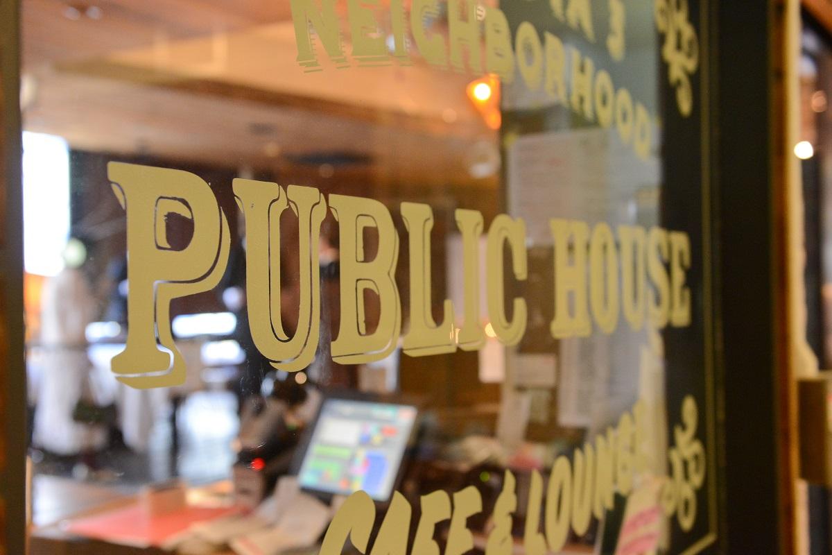 PUBLIC HOUSE(パブリックハウス)