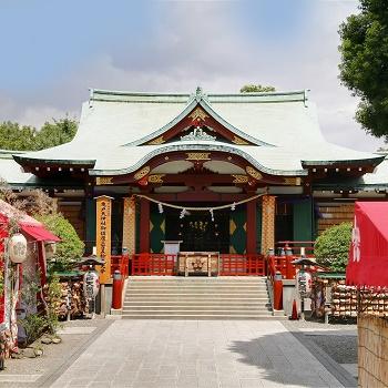 亀戸天神社×瓢庵プラン