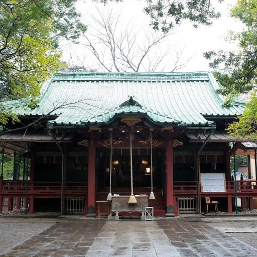赤坂氷川神社×OHARA-ET-CIEプラン