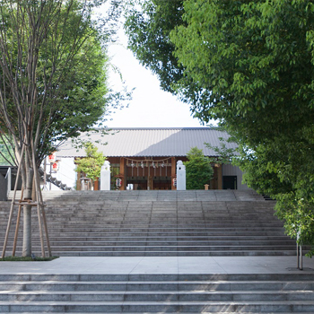 赤城神社×幸本プラン