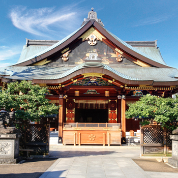 湯島天満宮×志満金神社結婚式プラン
