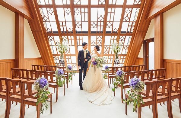 【Chapel Kagura挙式】プチ結婚式×少人数会食プラン