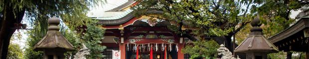 青山熊野神社×松葉屋プラン