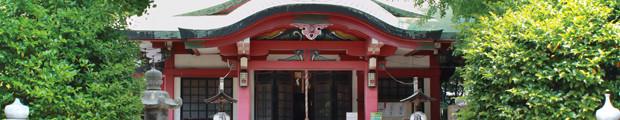 市谷亀岡八幡宮×松葉屋プラン
