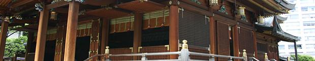 赤坂氷川神社×松葉屋プラン