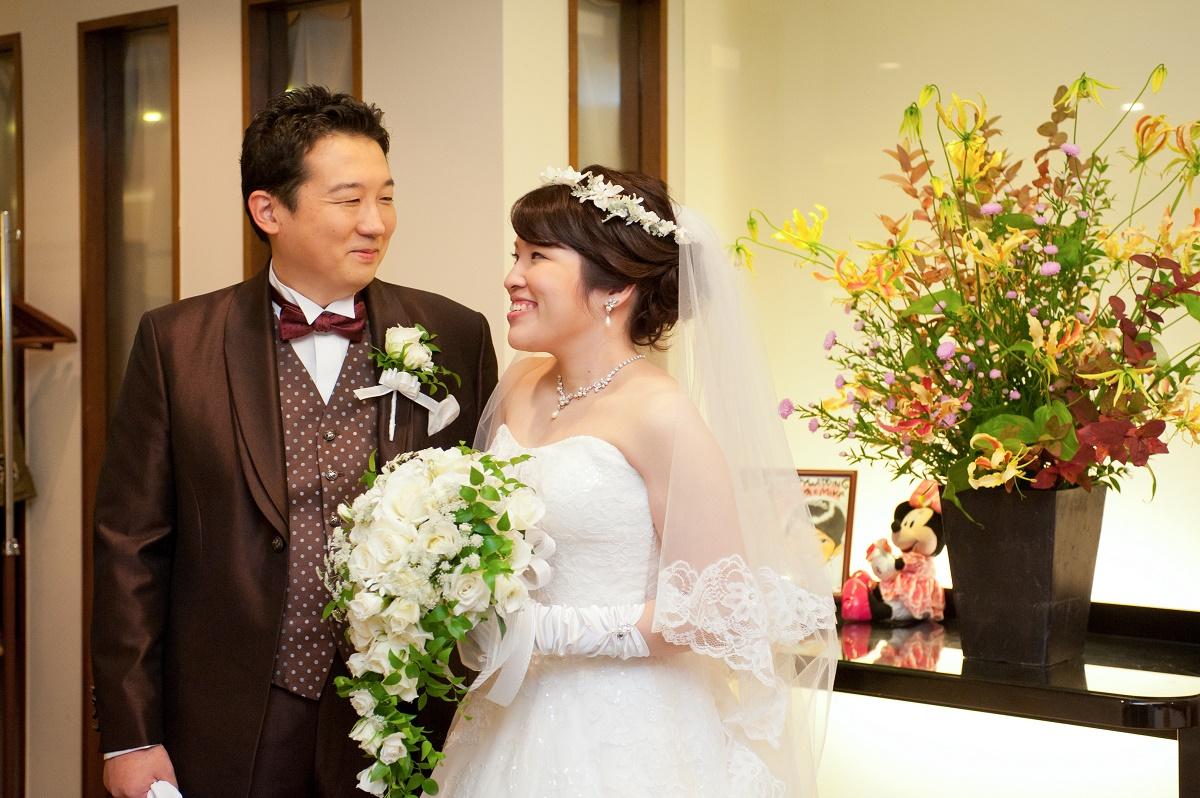 みんなでのんびりわいわい結婚式 キリスト教式 ルーチェ テネーラ